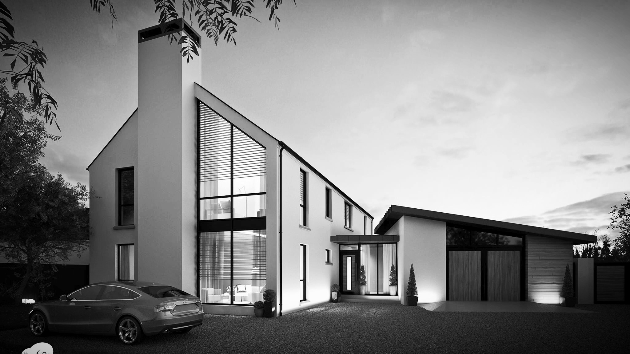 Antrim house receives Approvals