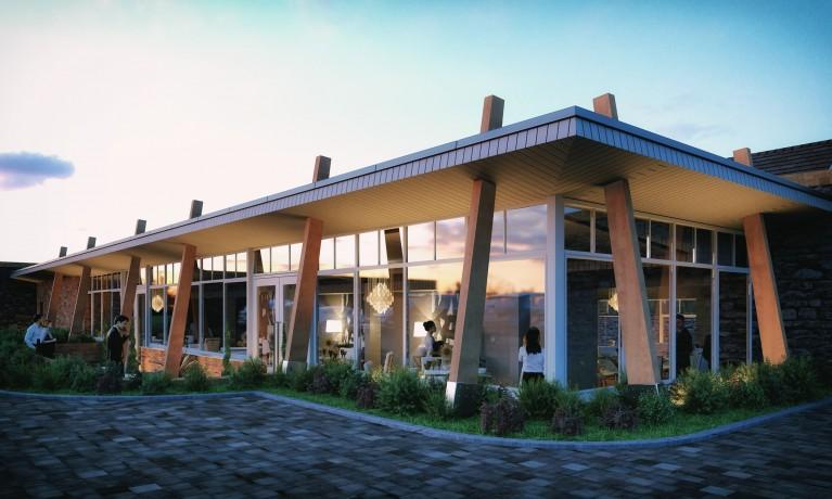 Galgorm Resort & Spa, Fratelli's Restaurant